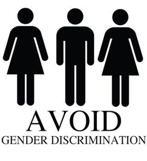 Remedies to stop gender discrimination essay
